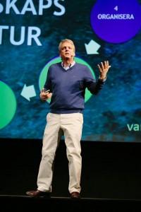 Jan gunnarsson bemötande keynote service management