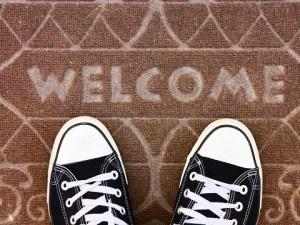 FEELING WELCOME